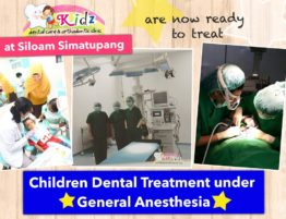 Children Dental Treatment under General Anesthesia