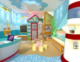 Reseptionis Klinik Gigi Anak