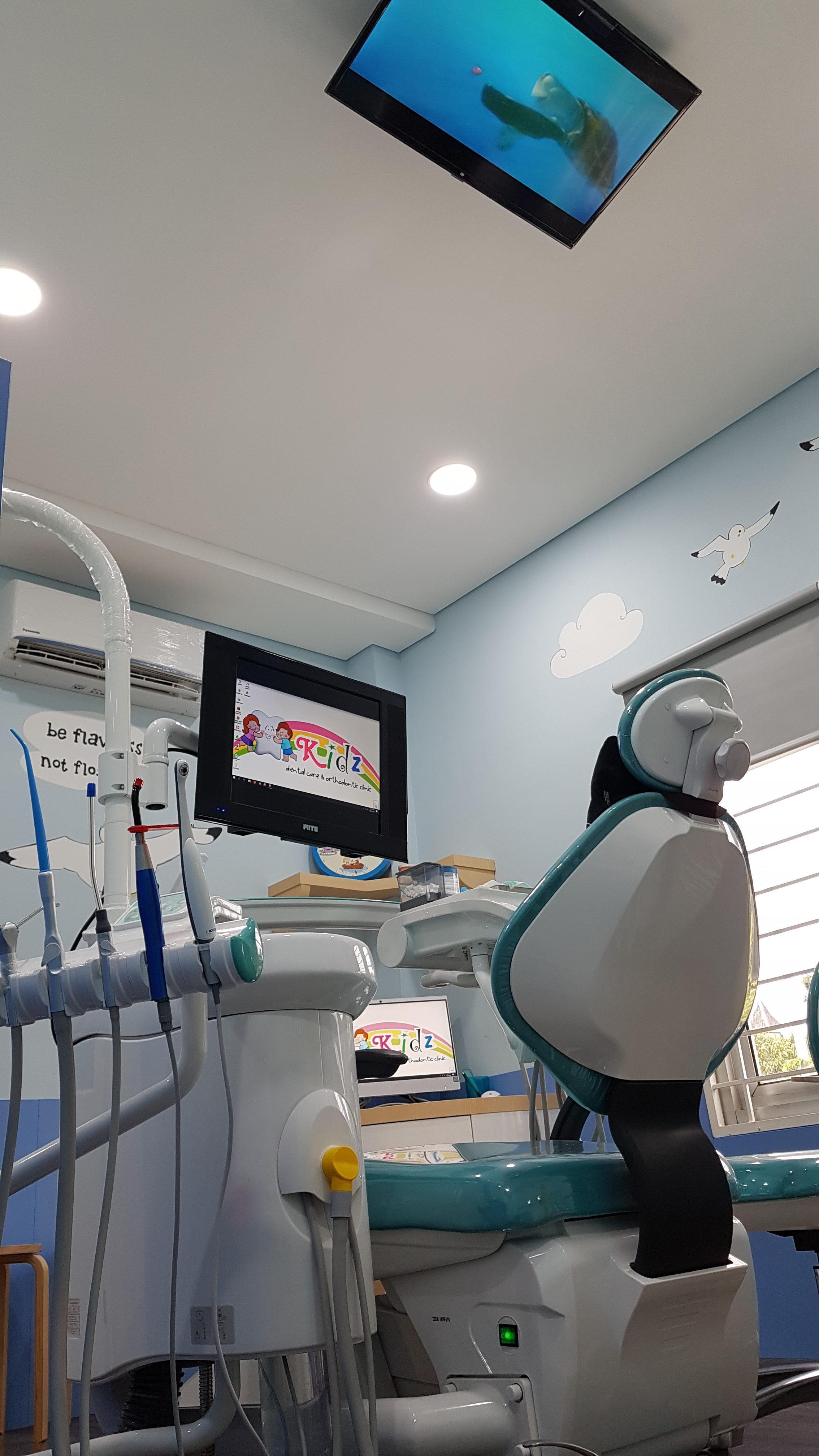 Ruang Klinik Gigi Anak 3