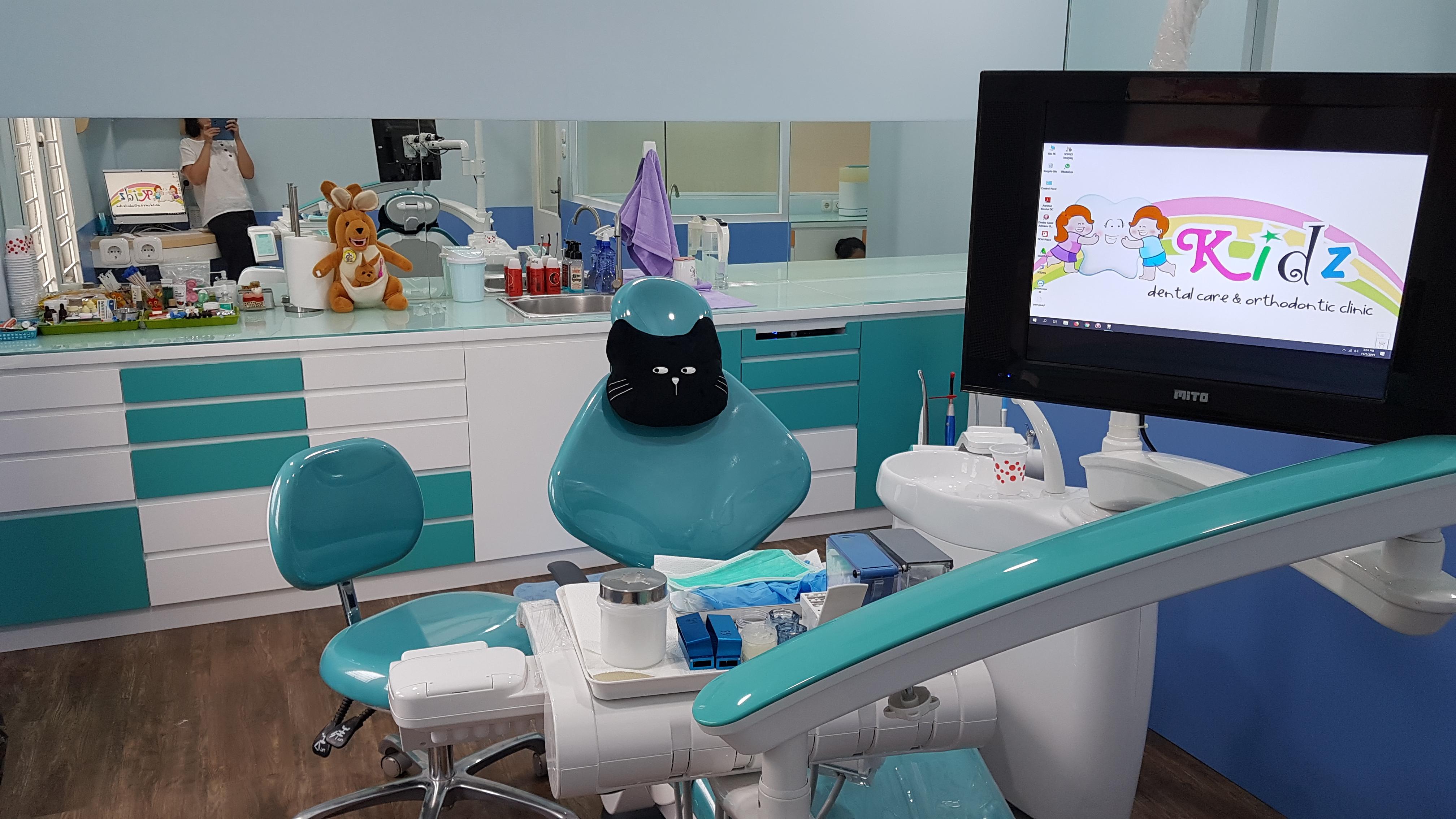 Ruang Klinik Gigi Anak 1