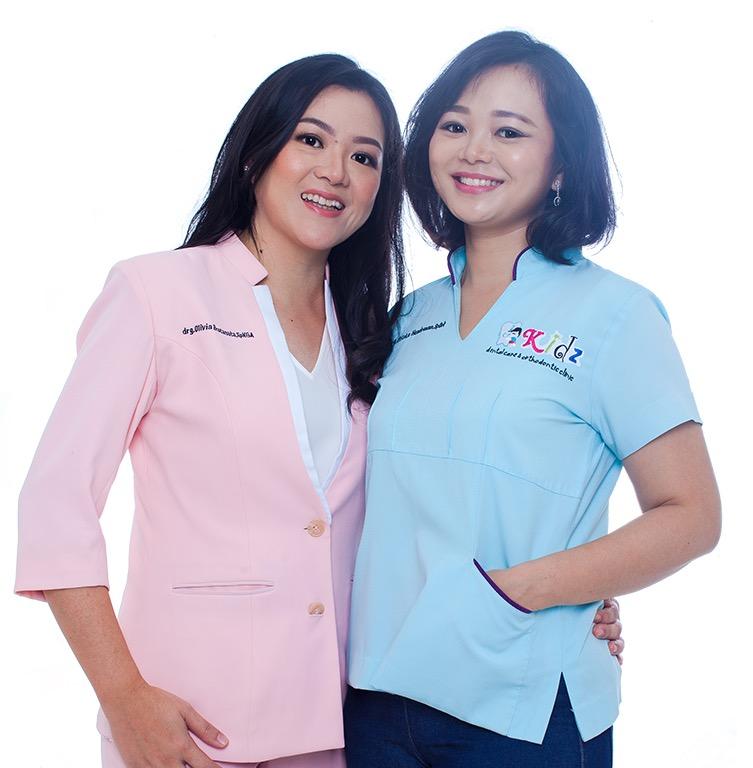 Dokter Gigi - drg. Olivia dan drg. Priska