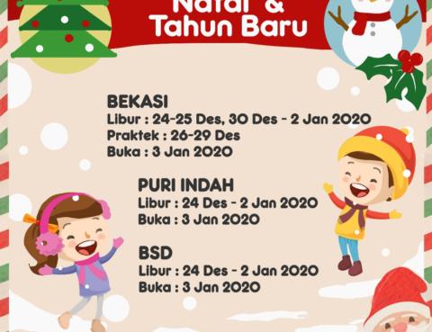 Natal dan Tahun Baru 1
