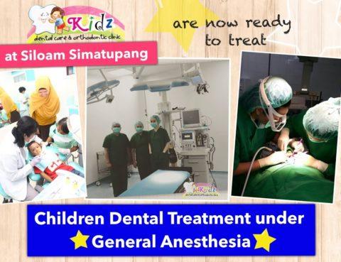 Children Dental Treatment under General Anesthesia