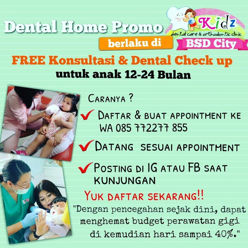 Dental Home Promo, Konsultasi dan Check Up Gratis