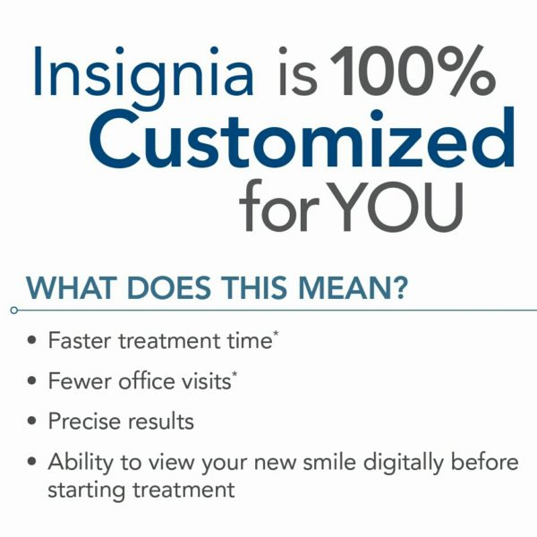 Insignia Treatment