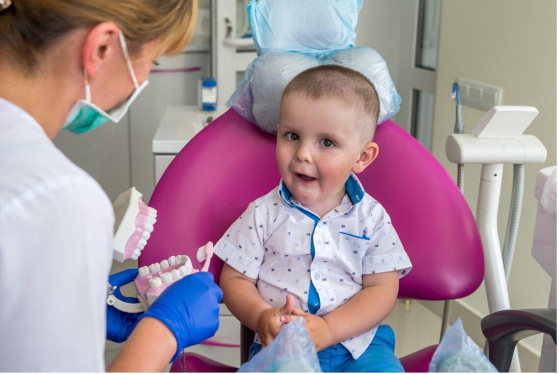 Usia Anak Mulai ke Dokter Gigi